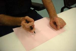 Pen Wielding - Step 5