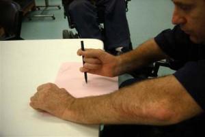 Pen Wielding - Step 6